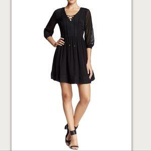NWT Jessica Simpson Chiffon Fit & Flare Dress